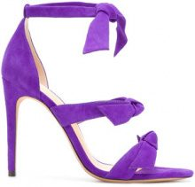 Alexandre Birman - Lolita sandals - women - Suede/Leather - 5, 6, 7, 8 - PINK & PURPLE