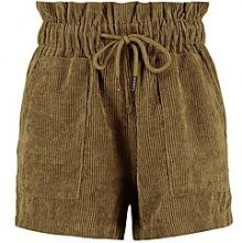 Petite Emily Paperbag Waist a coste con pantaloncini