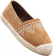 Espadrillas (Marrone) - BODYFLIRT