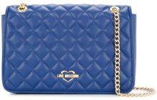 Love Moschino - Borsa a spalla - women - Polyurethane - OS - Blu