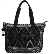 PIECES Detailed Shoulder Bag Women Black