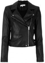 Iro - Giacca biker - women - Lamb Skin/Rayon - 36, 38, 42, 34, 40 - BLACK