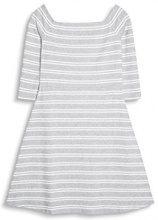 ESPRIT 047ee1e008, Vestito Donna, Multicolore (Light Grey), XXL (Taglia Produttore: X-Large)