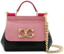 Dolce & Gabbana - Borsa monospalla Sicily - women - Calf Leather - One Size - BLUE