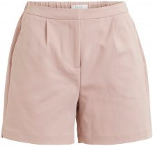 VILA Simple Shorts Women Purple