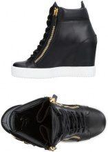 GIUSEPPE ZANOTTI  - CALZATURE - Sneakers & Tennis shoes alte - su YOOX.com