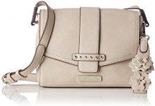 Tamaris Danila Crossbody Bag S - Borse a tracolla Donna, Beige (Pepper), 7x16x22 cm (B x H T)
