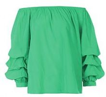 Alexis Off The Shoulder Ruffle Blouse