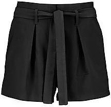 Hannah pantaloncini con cintura allacciata