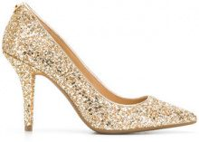 Michael Michael Kors - Pumps glitter - women - Synthetic Resin/Leather/rubber - 36, 37, 38, 38.5, 39, 40, 41 - METALLIC