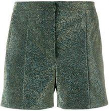 Golden Goose Deluxe Brand - Ada shorts - women - Polyester/Polyurethane - XS, L - METALLIC