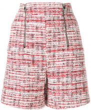 Karl Lagerfeld - Shorts 'Captain Karl' - women - Acrylic - 42, 38, 40, 44 - Rosso