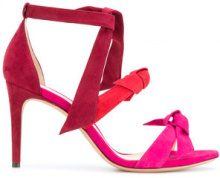 Alexandre Birman - Sandali 'Lolita 85' - women - Leather/Suede - 36.5, 36, 40, 37, 38, 38.5, 39 - Rosso