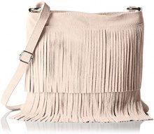 Bags4Less TIPSI, Borsa a tracolla Donna, Rosa (Rosa (Rosa Rosa)), 10x30x30 cm (B x H x T)