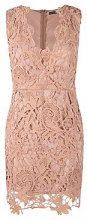 Boutique Bella Lace Scallop Detail Dress