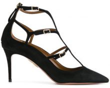 Aquazzura - Pumps - women - Calf Leather/Leather - 36.5, 37, 38.5, 40 - BLACK