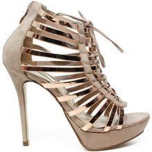 Sandali Ikaros  B 2711 NUDE sandalo gioiello color cipria nuova collezione prim