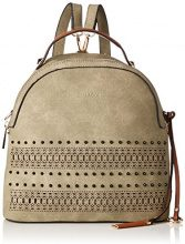 Bulaggi Soutine Backpack - Borse a zainetto Donna, Grün (Khaki), 13x28x28 cm (B x H T)