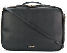 Calvin Klein 205W39nyc - classic laptop bag - women - Synthetic Resin/Polyester - OS - BLACK