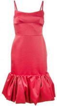 Prada - Vestito 'Mikado' - women - Silk/Viscose/Wool - 40, 42, 38, 44 - RED