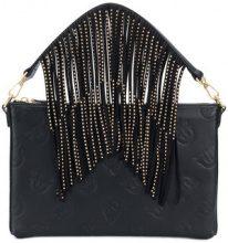 Pinko - Borsa Clutch - women - Leather - OS - BLACK