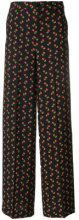 Essentiel Antwerp - Pantaloni larghi - women - Polyester - 38, 40 - MULTICOLOUR