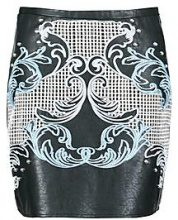 Premium Cally Embroidered Stud Skirt
