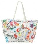 SAN FRANCISCO SWEETLEMON - Shopping bag - multi-coloured