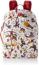 piero guidi 215174038, Borsa a Zainetto Donna, Bianco, 24x31,5x12,5 cm
