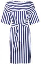 Aspesi - Vestito a righe - women - Cotton - 42, 38, 40 - BLUE