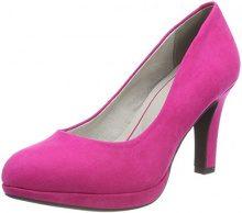 Marco Tozzi 22417, Scarpe con Tacco Donna, Rosa (Pink), 37 EU