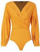 Daisy Twist Front Bodysuit