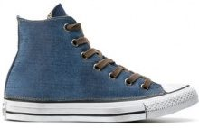 Converse - Sneakers alte 'All Star' - women - Cotton/Canvas/rubber - 3.5, 4, 4.5, 5, 5.5, 6, 7 - BLUE