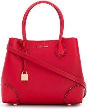 Michael Michael Kors - Borsa Tote media - women - Calf Leather - One Size - RED