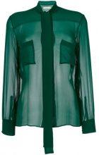 Golden Goose Deluxe Brand - Camicia 'Chicago' - women - Silk - S, L, M - GREEN