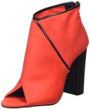 AldoULYCIA - Stivali classici imbottiti a gamba corta Donna , Arancione (Orange (Orange / 65)), 40