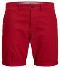 JACK & JONES Enzo Chino Shorts Men Red