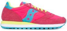 Saucony - Sneakers 'Jazz Original' - women - Cotton/Suede/rubber/Nylon - 5.5, 6, 6.5, 7, 7.5, 8.5, 9, 9.5, 8 - PINK & PURPLE