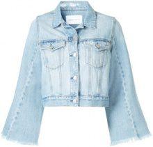 Nobody Denim - Belle Jacket Flirt - women - Cotton - XS, S, M, L - BLUE
