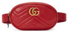 Gucci - Marsupio GG Marmont - women - Leather/metal - 75, 85, 95 - RED