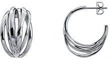 Calvin Klein Orecchini a Cerchio Donna acciaio_inossidabile - KJ1RME000100