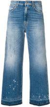 7 For All Mankind - Jeans crop - women - Cotton/Spandex/Elastane - 24, 26, 27, 28 - BLUE