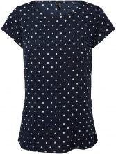 VERO MODA Casual Short Sleeved Top Women Blue
