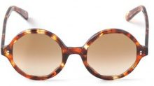Cutler & Gross - Occhiali da sole tartarugati - women - Acetate - OS - BROWN