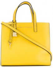 Marc Jacobs - small The Grind shopper tote - women - Leather - One Size - YELLOW & ORANGE