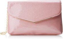 SwankySwans Emily Classic Purse - Pochette da giorno Donna, Rosa (Pink), 3.5x17x27 cm (W x H x L)