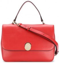 Tila March - Karlie Tote bag - women - Cotton/Calf Leather - OS - RED