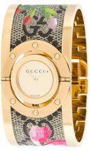 Gucci - Orologio 'Twirl' - women - stainless steel/Polyurethane - OS - MULTICOLOUR