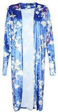 Lucinda Printed Velvet Kimono