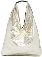 Closed - Borsa tote - women - Leather - One Size - METALLIC